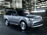 Range Rover Sport Autobiography UK-spec 2009–13 pictures
