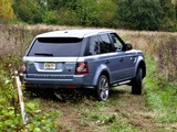 Range Rover Sport Supercharged US-spec 2009–13 pictures