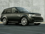 Range Rover Sport Autobiography 2009–13 pictures