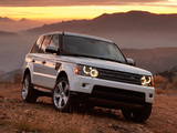Range Rover Sport Supercharged 2009–13 pictures