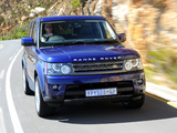 Range Rover Sport Supercharged ZA-spec 2009–13 pictures