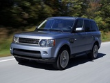 Range Rover Sport US-spec 2009–13 pictures