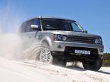 Range Rover Sport ZA-spec 2009–13 pictures