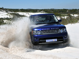 Range Rover Sport Supercharged ZA-spec 2009–13 wallpapers