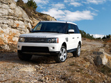 Range Rover Sport Supercharged 2009–13 wallpapers