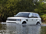 Range Rover Sport Supercharged UK-spec 2009–13 wallpapers