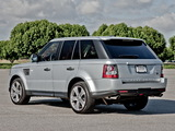 Range Rover Sport Supercharged US-spec 2009–13 wallpapers