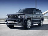 Overfinch Range Rover Sport 2009 wallpapers