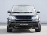 Hamann Range Rover Sport Conqueror II 2010 images