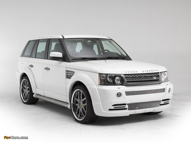 Arden Range Rover Sport AR6 Stronger 2010 images (800 x 600)