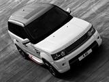 Project Kahn Range Rover Sport Davis Mark II Edition 2011 wallpapers