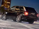 Stromen Range Rover Sport RRS Edition Carbon 2012 photos