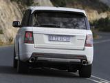 Range Rover Sport Autobiography ZA-spec 2012–13 photos