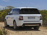 Range Rover Sport Autobiography ZA-spec 2012–13 pictures
