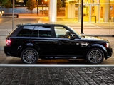 Stromen Range Rover Sport RRS Edition Carbon 2012 wallpapers