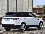 Range Rover Sport Supercharged ZA-spec 2013 images