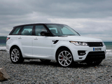 Range Rover Sport Autobiography UK-spec 2013 images