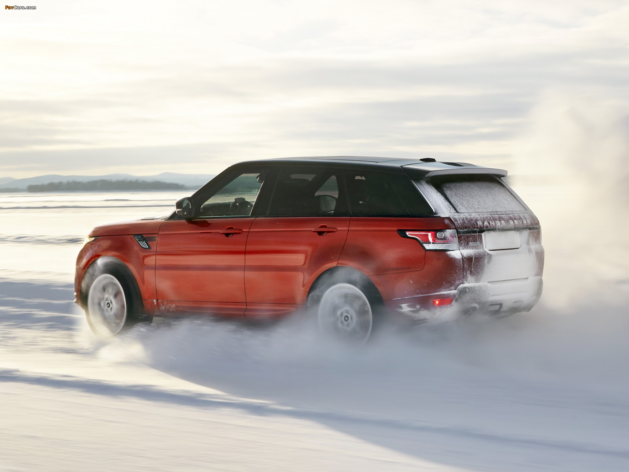 Range Rover Sport Autobiography 2013 images (2048 x 1536)