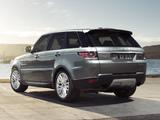 Range Rover Sport HSE AU-spec 2013 images