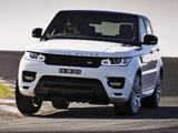 Range Rover Sport Autobiography AU-spec 2013 images
