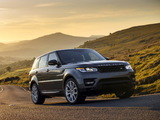 Range Rover Sport UK-spec 2013 photos