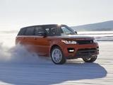Range Rover Sport Autobiography 2013 photos