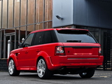 Project Kahn Range Rover Sport Rosso Miglia Edition 2013 photos