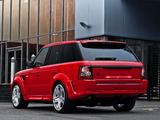 Project Kahn Range Rover Sport Rosso Miglia Edition 2013 photos