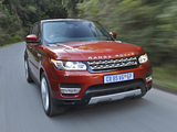 Range Rover Sport HSE ZA-spec 2013 pictures