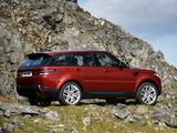 Range Rover Sport UK-spec 2013 pictures