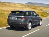Range Rover Sport UK-spec 2013 pictures