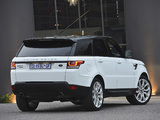 Range Rover Sport Supercharged ZA-spec 2013 pictures