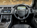 Range Rover Sport HSE UK-spec 2013 pictures