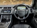 Range Rover Sport HSE UK-spec 2013 pictures