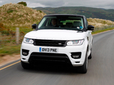 Range Rover Sport Autobiography UK-spec 2013 pictures