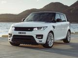 Range Rover Sport Autobiography AU-spec 2013 pictures