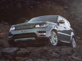 Range Rover Sport HSE AU-spec 2013 pictures
