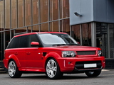 Project Kahn Range Rover Sport Rosso Miglia Edition 2013 wallpapers