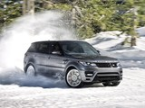 Range Rover Sport Autobiography UK-spec 2013 wallpapers