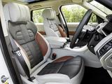 Range Rover Sport Autobiography UK-spec 2013 wallpapers