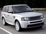 Range Rover Sport HST 2006 pictures