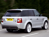 Range Rover Sport HST 2006 wallpapers