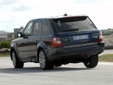 Photos of Range Rover Sport ZA-spec 2005–08