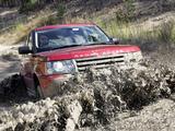 Photos of Range Rover Sport AU-spec 2005–08
