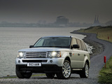 Photos of Range Rover Sport 2005–08