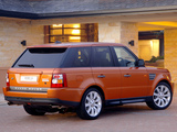 Photos of Range Rover Sport Supercharged ZA-spec 2005–08