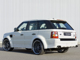 Photos of Hamann Range Rover Sport Conqueror 2007