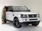 Photos of STRUT Range Rover Sport Ascot Emerald 2008