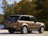 Photos of Range Rover Sport US-spec 2009–13