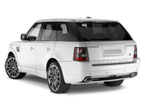Photos of Overfinch Range Rover Sport 2009